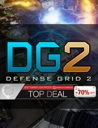 Top Deal: DG2 Defense Grid 2