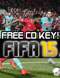 Giveaway   FIFA 15 Free CD Key