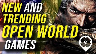 10 New And Trending Open World Games!