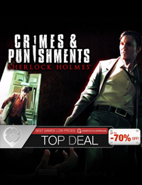 Top Deal: Sherlock Holmes Crimes and Punishments