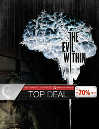 Top Deal: The Evil Within