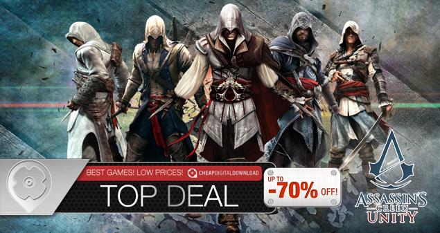 Assassin's Creed Unity 1007-04