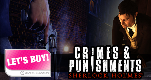Sherlock Holmes Crimes & Punishments 1008-07
