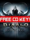 Giveaway | Diablo 3 Reaper of Souls Free CD Key