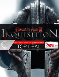 Top Deal: Dragon Age 3 Inquisition