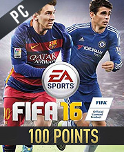100 FIFA 16 Points