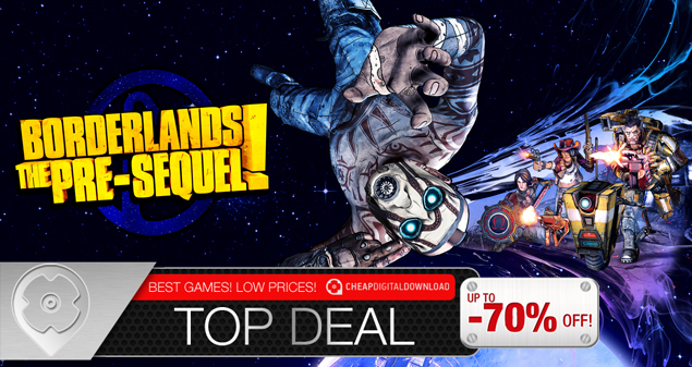 Borderlands The Pre-Sequel! 1011-04