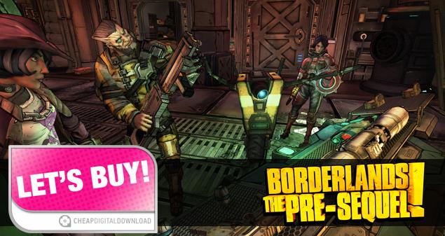 Borderlands The Pre-Sequel 1017-04