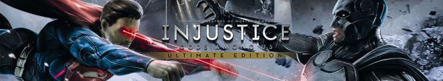 INJUSTICE GODS AMONG US ULTIMATE EDITION 1017-09