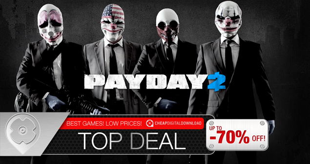 steam payday 2 free