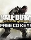 Giveaway | Call of Duty: Advanced Warfare Free CD Key