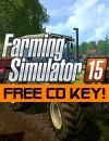 Giveaway | Farming Simulator 15 Free CD Key
