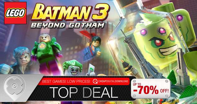 Lego Batman 3: Beyond Gotham 1107-02