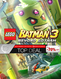 Batman + DC Comics Characters Unite in Lego Batman 3: Beyond Gotham