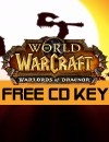 Giveaway | WoW Warlords of Draenor Free CD Key