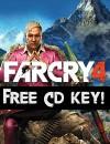 Giveaway | FAR CRY 4 Free CD Key