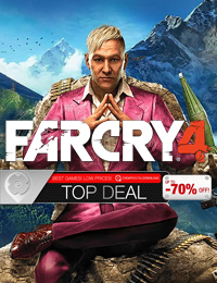 To Steam, or Not to Steam? Ubisoft Removes Far Cry 4 from Steam Then Puts it Back Up