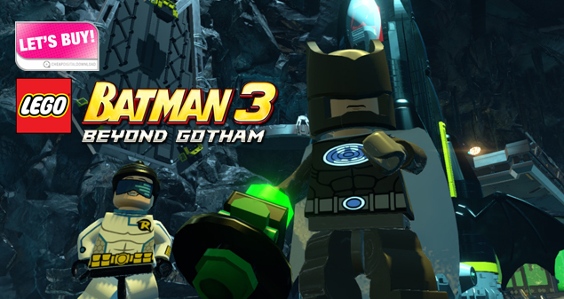 LEGO Batman 3: Beyond Gotham 1110-08