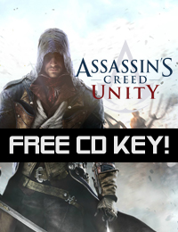 Giveaway | Assassin's Creed Unity Free CD Key
