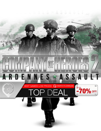 Get Fox Company for Free from COH2 Ardennes Assault Pre-Order!