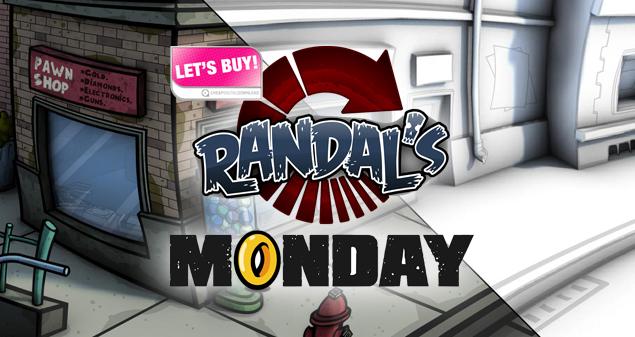 Randal's Monday 1111-07
