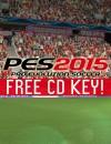 Giveaway | PES 2015 Free CD Key