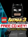 Giveaway | LEGO Batman 3: Beyond Gotham Free CD Key