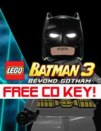 Giveaway | LEGO Batman 3: Beyond Gotham Free CD Key