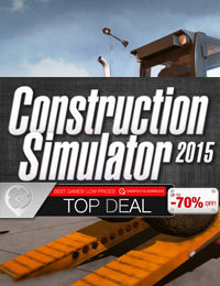 Top Deal | Construction Simulator 2015