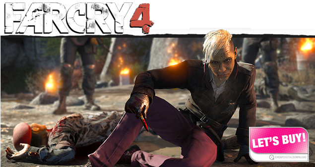 How To Buy Far Cry 4 Cd Key With Cheapdigitaldownload Com