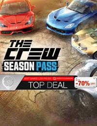 Top Deal | The Crew Season Pass