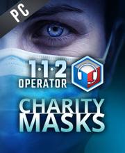 112 Operator Charity Masks