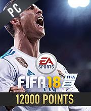 12 000 Points FIFA 18