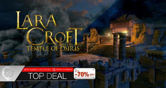 Lara Croft and the Temple of Osiris 1201-03
