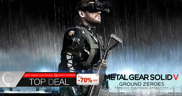 Metal Gear Solid V: Ground Zeroes 1210-01
