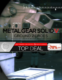 TOP DEAL | Metal Gear Solid V: Ground Zeroes