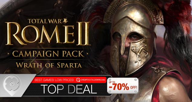 Total War Rome 2: Wrath of Sparta 1215-01