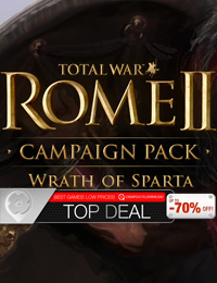 Top Deal | Total War Rome 2: Wrath of Sparta
