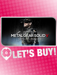 Let's Buy! | Metal Gear Solid 5: Ground Zeroes CD Key