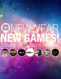 New Year, New Games! | January 2015 Game Releases