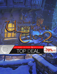 Top Deal | The Book of Unwritten Tales 2