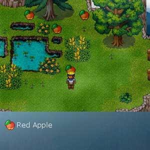 3 Stars of Destiny - Red Apple