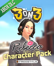 3on3 FreeStyle Rebecca Character Pack
