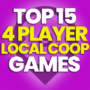 15 Best 4-Player Local Co-op Games and Compare Prices