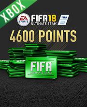 4600 Points FIFA 18