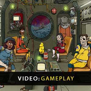 60 Parsecs Gameplay Video