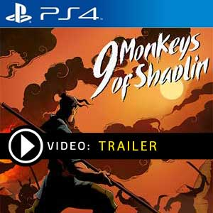 9 Monkeys Of Shaolin PS4 Prices Digital or Box Edition