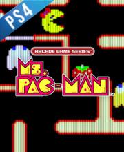 ARCADE GAME SERIES Ms PAC MAN