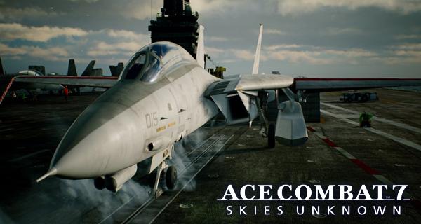 Ace Combat Skies Unkown