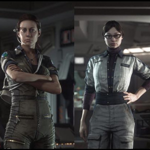 Alien Isolation Xbox One - Character